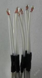 Teploměr,termistor NTC 3950,100k,+kablík 1m,REPRAP
