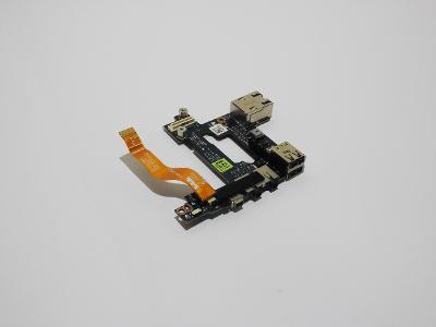 USB + LAN porty z Dell E6500