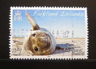 Falklandské o. 2008 Rypouš sloní Mi# 1024 0997A