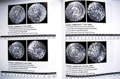 Nález mincí a stříbra z Černožic (katalog)