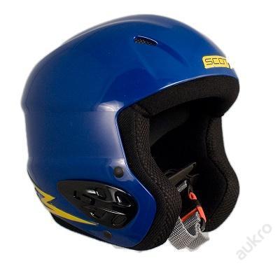 Scott Crystal helma lyžařská přilba XS/52-53cm