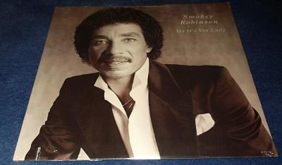 LP Smokey Robinson - Yes It's You Lady