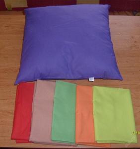 Polštářky 40x40 cm 1OO% bavlna