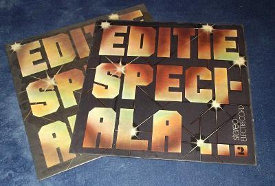 2 x LP Editie Speciala... - Non-Stop Dancing 1, 2