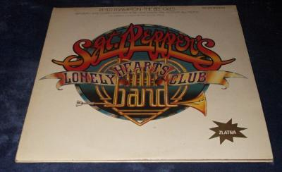 LP Sgt. Pepper's Lonely Hearts Club Band /2LP/
