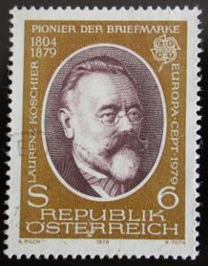Rakousko 1979 Evropa CEPT Mi# 1608 1016