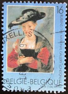 Belgie 1996 Umění, Rubens Mi# 2708 1025