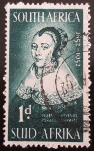 JAR 1952 Maria de la Quellerie Mi# 225 1027