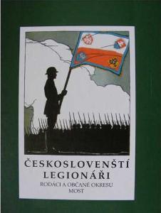 Českoslovenští legionáři