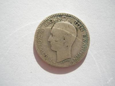Řecko 50 lepta 1874 A