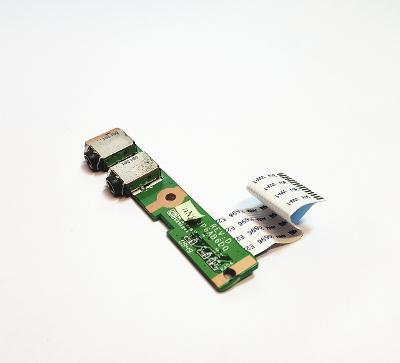 Audiob board z HP Presario CQ61