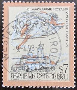 Rakousko 1997 Legendy Mi# 2212 1004