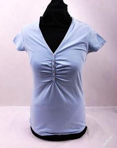Tričko dámské, kr. rukáv, vel. S (FO0357)