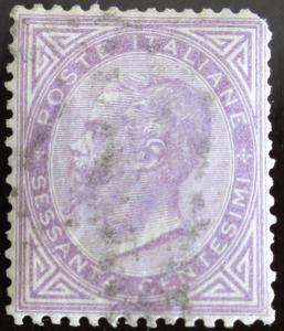 Itálie 1863 Victor Emmanuel II Mi# 21 Kat 15€ 1003