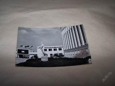 PRAHA ŘEPY výstava strojů památník   /B107/