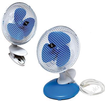 Ventilátor s klipsnou ClipFan,pr. 20cm,2rychl.15W