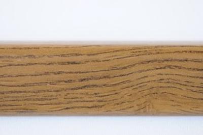 Lišta rohová 210 cm, dekor ořech (12336)