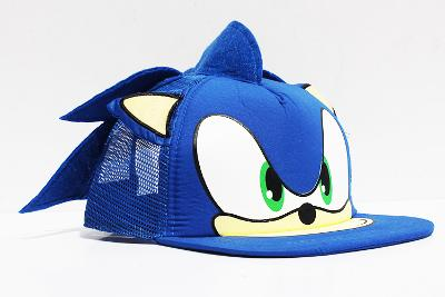 Sonic / The Hedgehog - dětská čepice s kšiltem