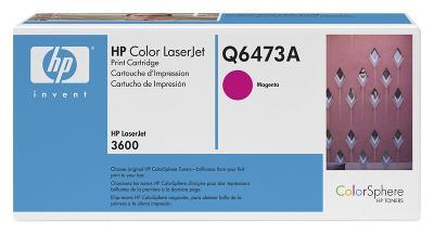 Toner HP Q6473A - originální