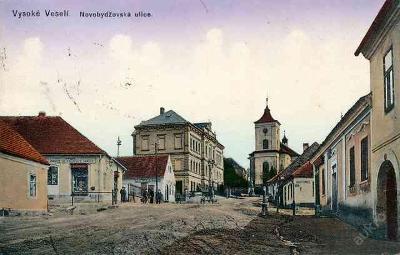 Vysoké Veselí - Jičín