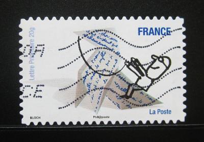 Francie 2010 Komiks Mi# 4969 0530