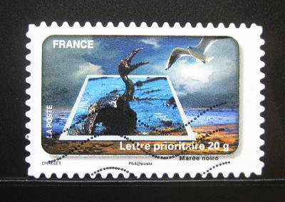 Francie 2010 Ochrana vody Mi# 4825 0530