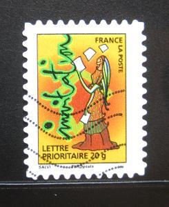 Francie 2009 Přivítání Mi# 4723 0531