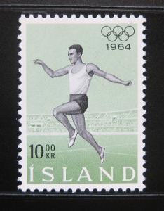 Island 1964 LOH Tokio Mi# 387 0538
