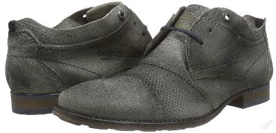 Bugatti kožené, EUR 43 poslední,  pohodlné boty!