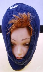 Dětská čepice , kukla - (Č 087 )
