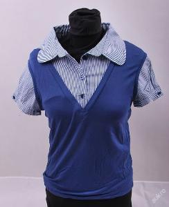 Tričko dámské, kr. rukáv, vel. S (FO0349)