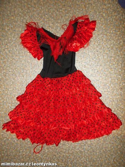 maškarní karneval vel.104 - Oblečení
