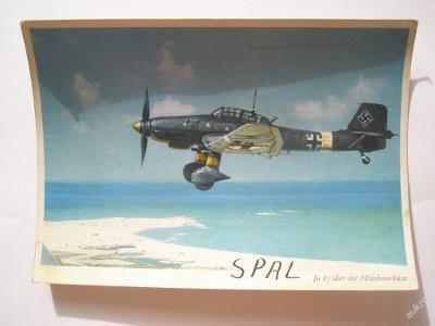 Letadlo Ju 87