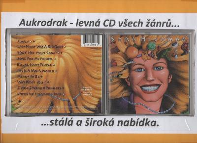 CD/Sarah Hickman-Equal Scary People