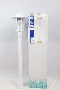 Venkovní sloupkové světlo Peking 1000mm bílé(4577)