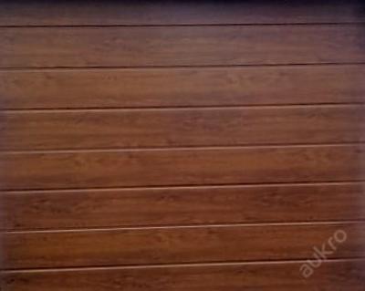 SEKČNÍ GARÁŽOVÁ VRATA HÖRMANN 2,375 x 2,0 m