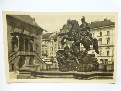 Olomouc - Caesarova kašna