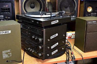 1 kus RFT ST 3930 stereo tuner k údržbě (174807)