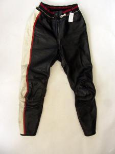 Kožené kalhoty DAINESE vel. 46 - pas: 70cm