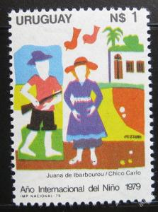 Uruguay 1979 Mezinárodní rok dětí Mi# 1561 0127