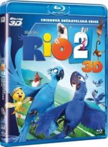 Blu-ray Rio 2 3D+2D