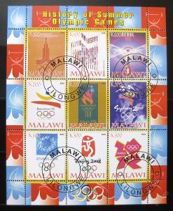 Malawi 2008 Historie letních olympijských her 0114