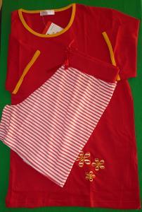 Dámské letní pyžamo vel. M, XL
