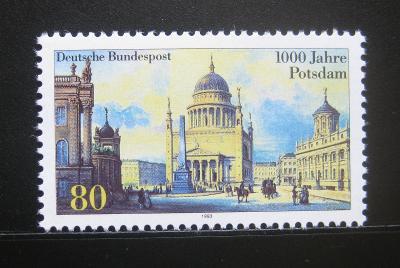 Německo 1993 Postupim milénium Mi# 1680 0353