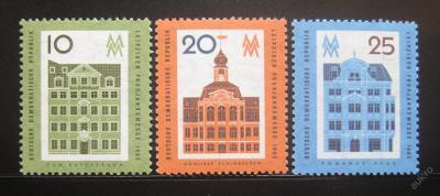 DDR 1962 Lipský veletrh Mi# 873-75 0002
