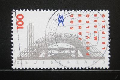 Německo 1997 Lipský veletrh Mi# 1905 0556