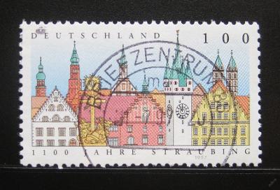 Německo 1997 Straubing Mi# 1910 0556