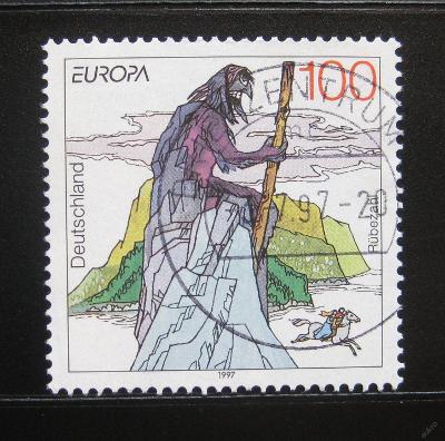Německo 1997 Evropa CEPT Mi# 1916 0556