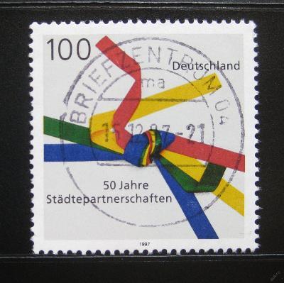 Německo 1997 Sesterská města Mi# 1917 0556