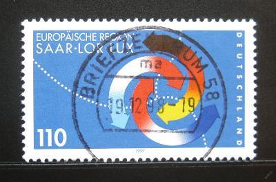 Německo 1997 Třetí sumit Mi# 1957 0556